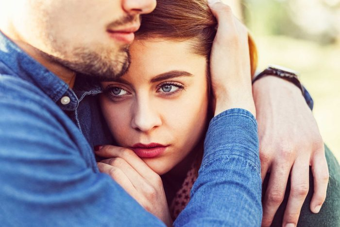 Anxiété d'un partenaire, faites preuve de compassion