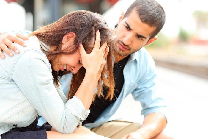 Anxiété du partenaire, soyez à l'écoute