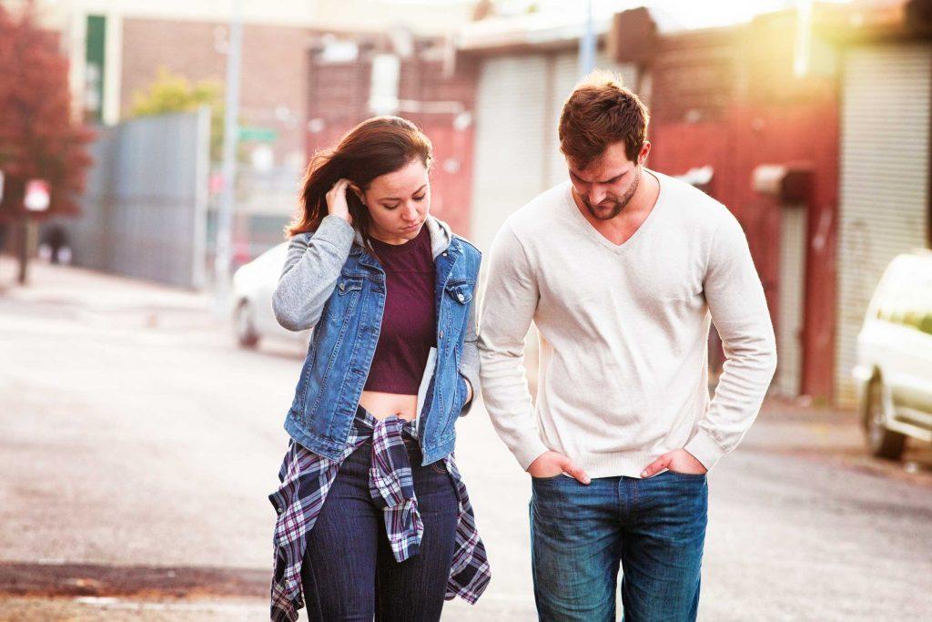 Anxiété d'un partenaire, trouvez ce qui est utile