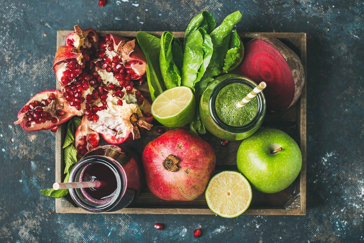 Détox : profitez du pouvoir détoxifiant des fruits et légumes.