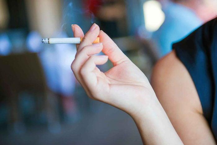 La cigarette, une mauvaise habitude pour le foie