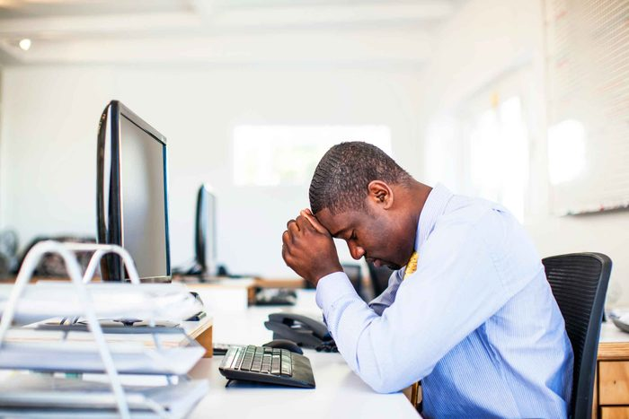 Le stress est mauvais pour le foie