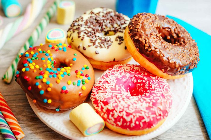Trop de sucre est mauvais pour le foie