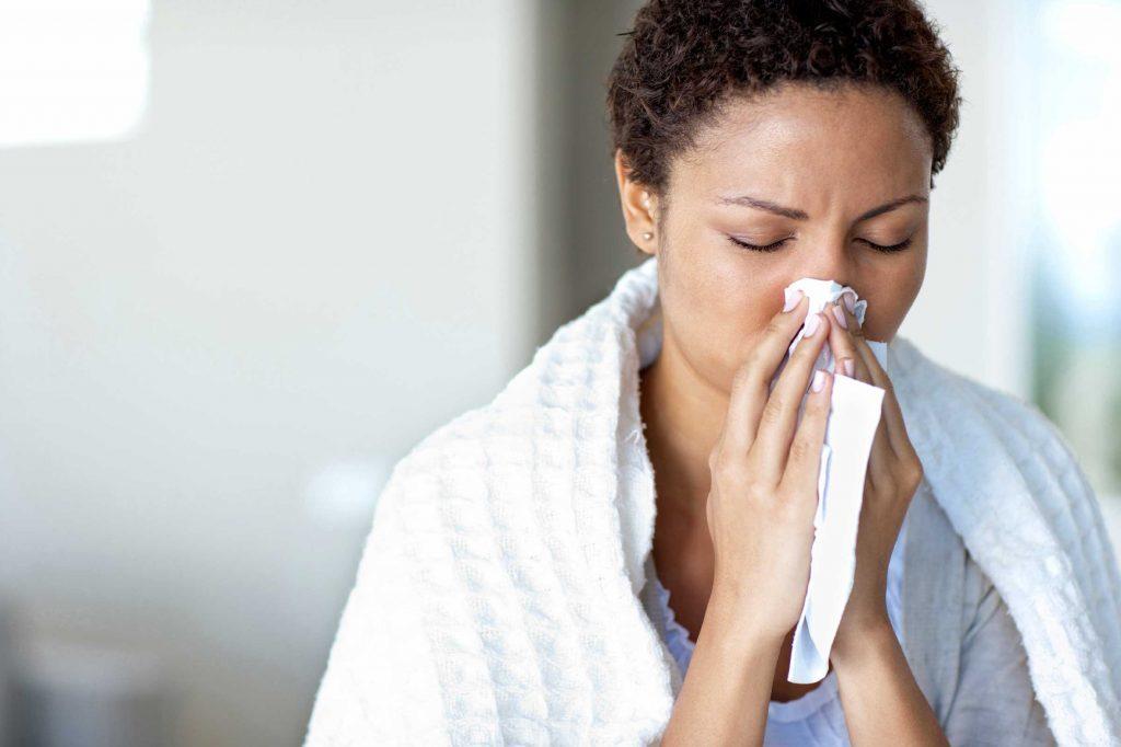 La congestion nasale peut être signe de reflux gastro-oesophagien
