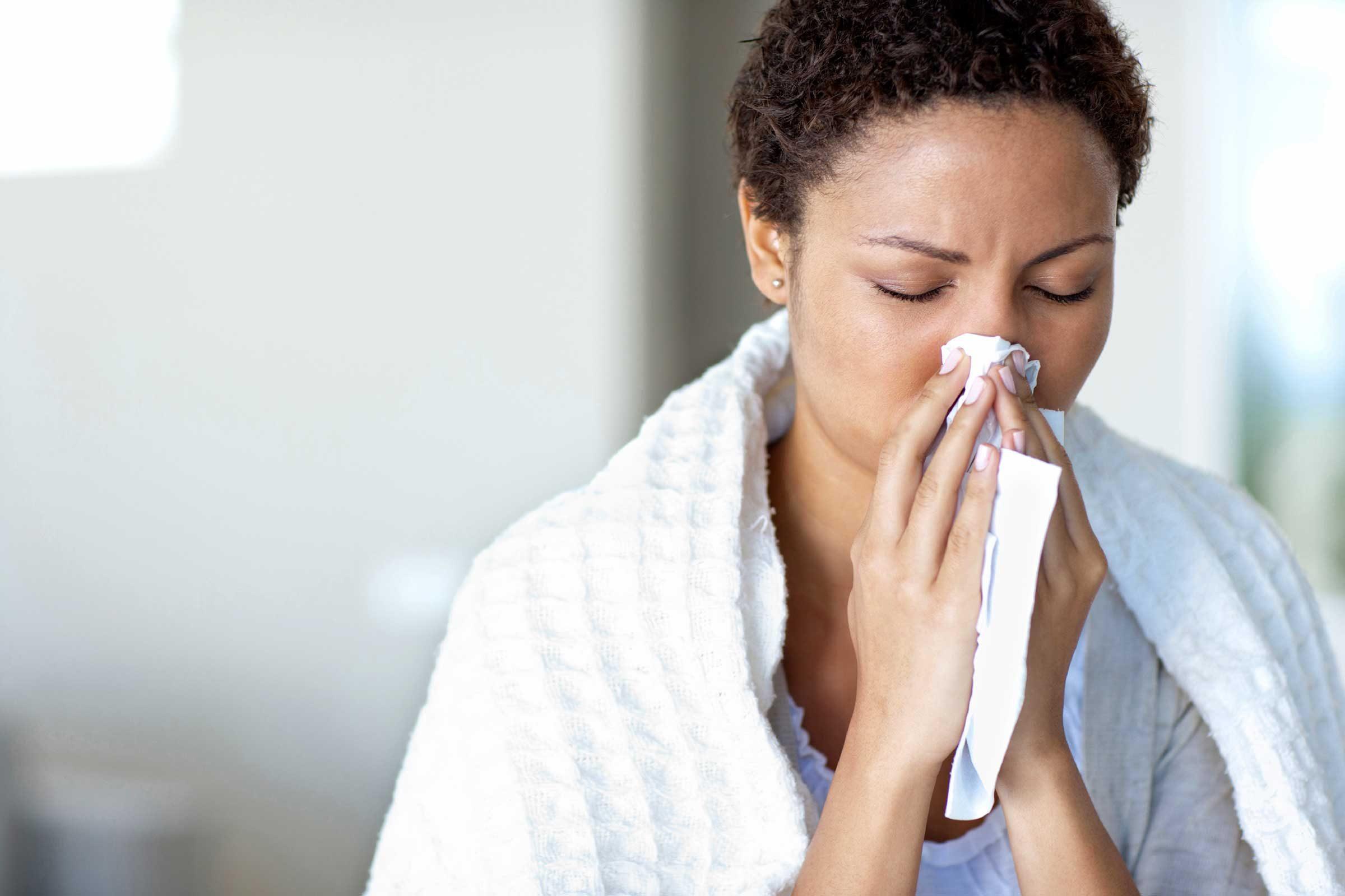 La congestion nasale peut être signe de reflux gastro-oesophagien.