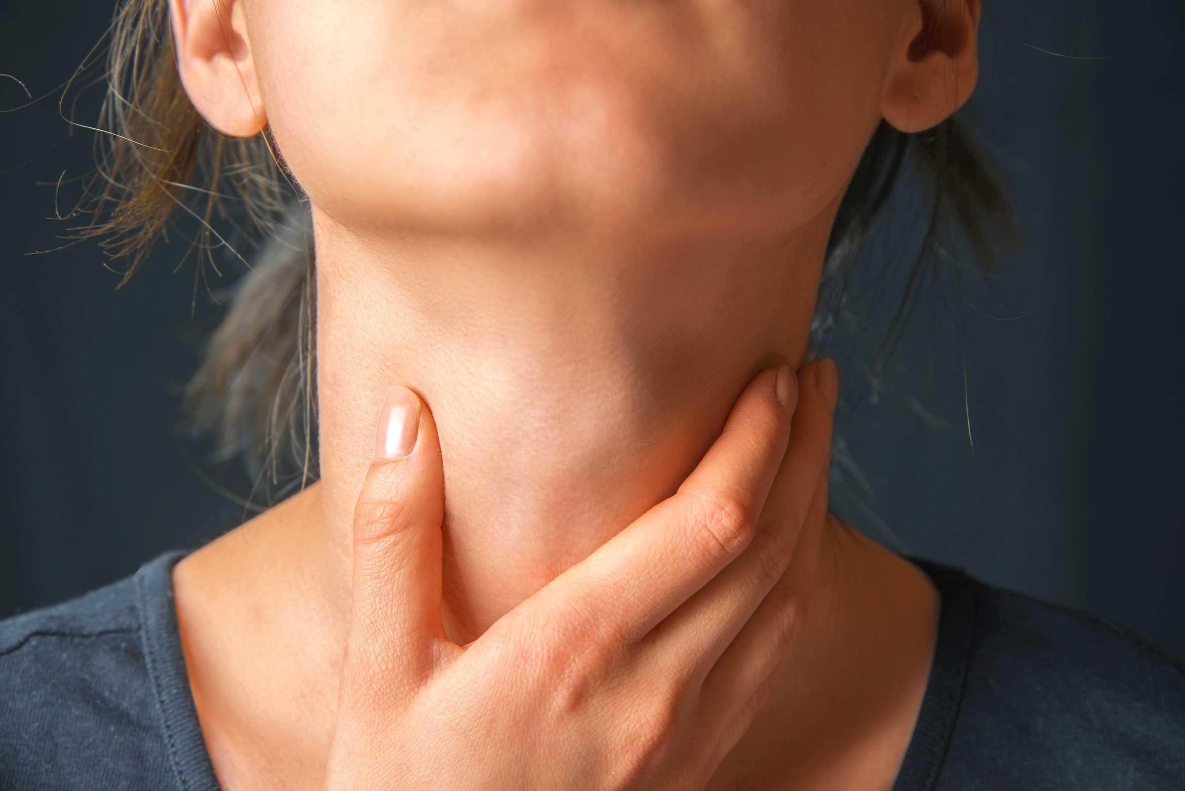 La difficulté à avaler peut être signe de reflux gastro-oesophagien.