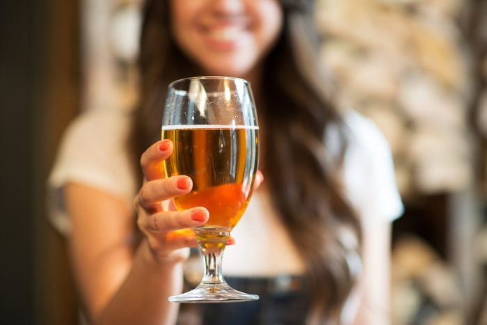 Ne consommez pas d'alcool, avant un rendez-vous chez le médecin