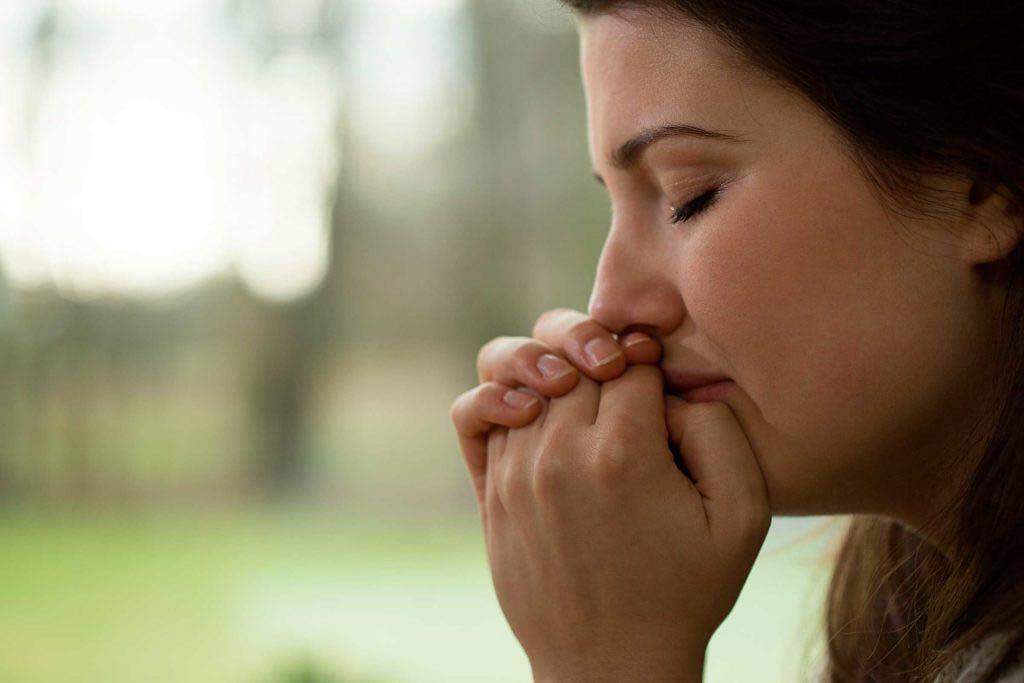Lors d'une rupture, n'essayez pas de cacher votre chagrin.