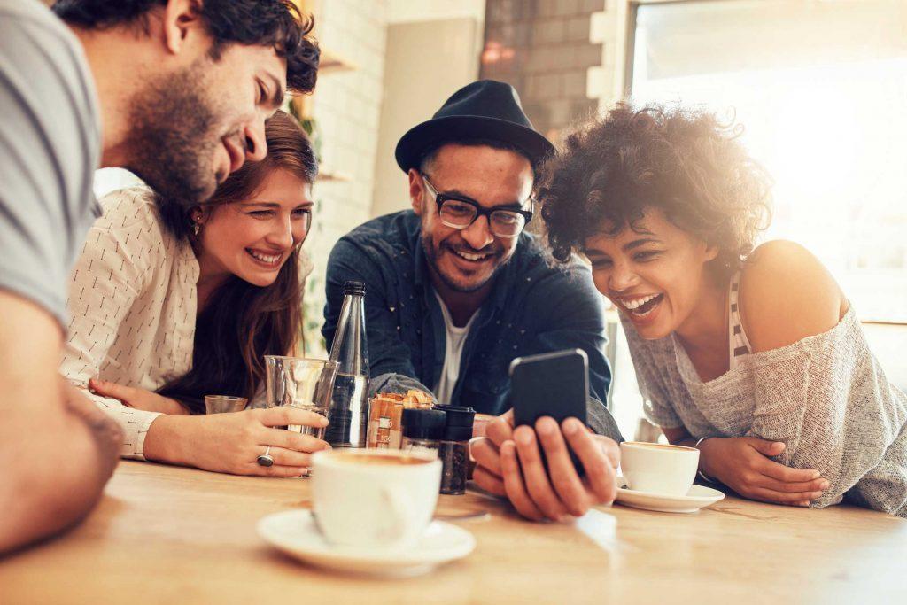 Socialisé, un moyen de rester en santé