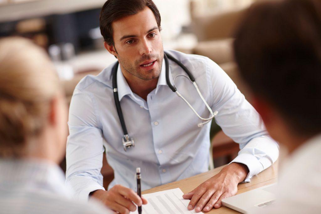 Un scrotum enflé est signe d'infertilité.
