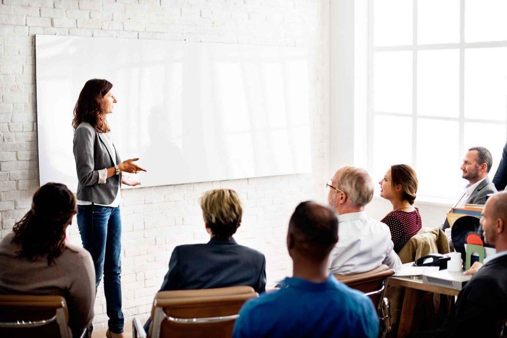 Vie d'adulte: suivre des cours pour le travail