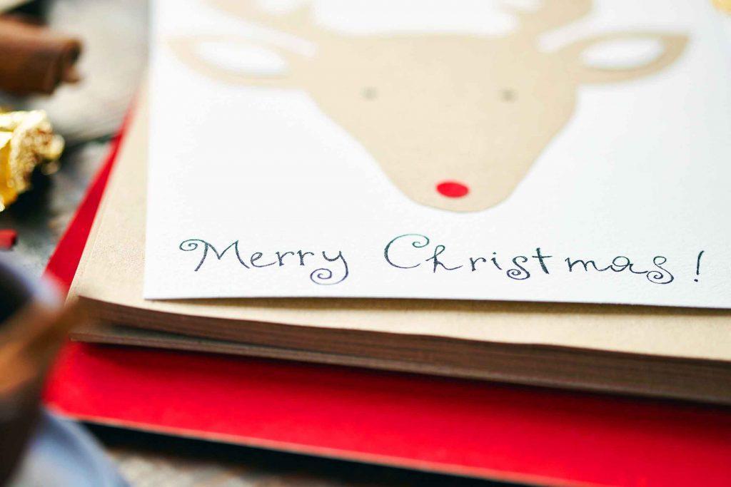 Adulte, vous faites un fichier Excel pour vos envois de cartes de Noël