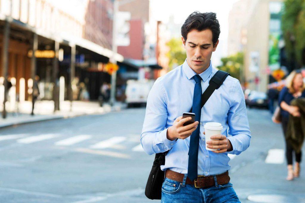 Depuis que vous êtes adulte, vous texter sans erreurs