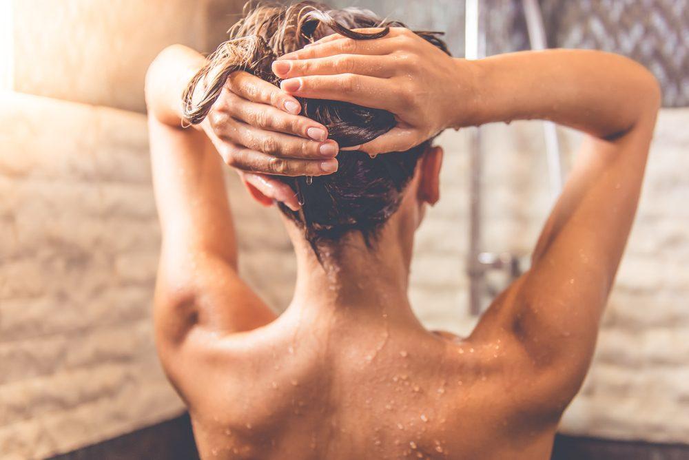 Yoga au quotidien, la méditation sous la douche