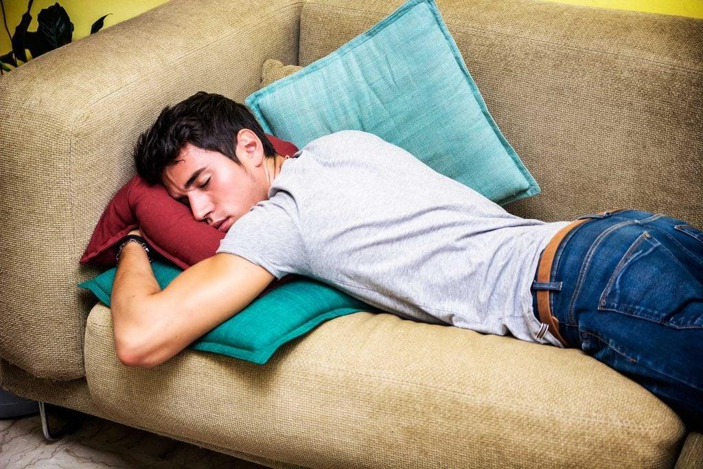 Un trouble dépressif persistant peut se traduire par des problèmes de sommeil.
