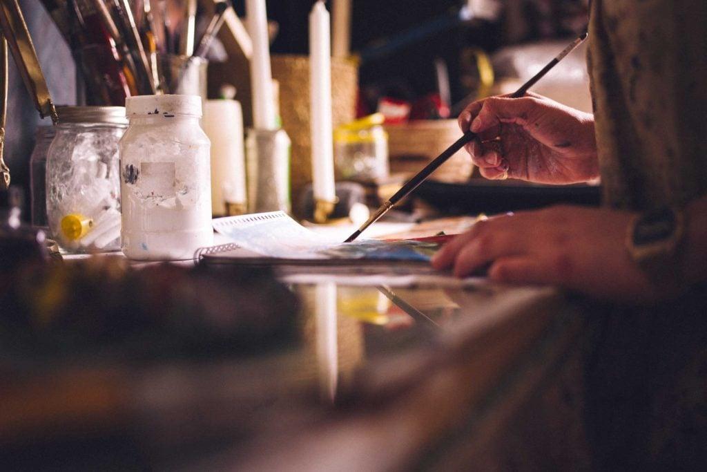 La créativité est un avantage de l'hypersensibilité
