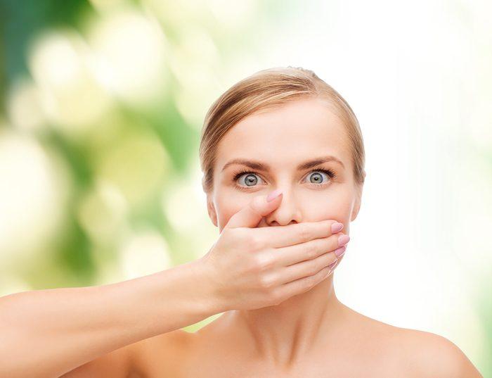 Il est important de trouver la cause de votre mauvaise haleine.