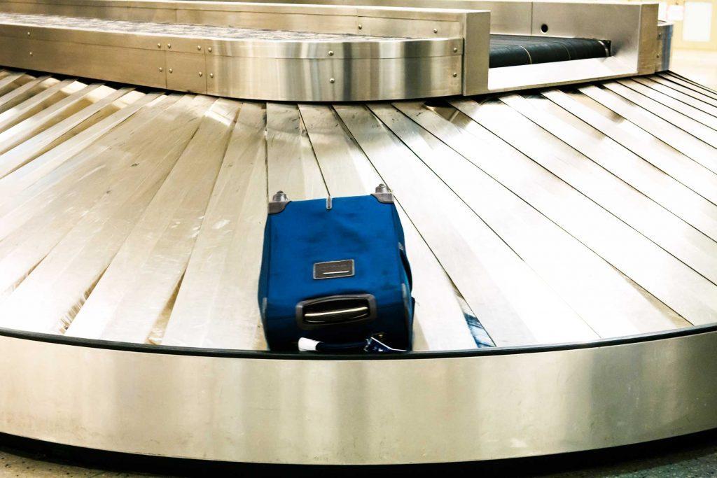 Il est important de signaler rapidement la perte de votre bagage.