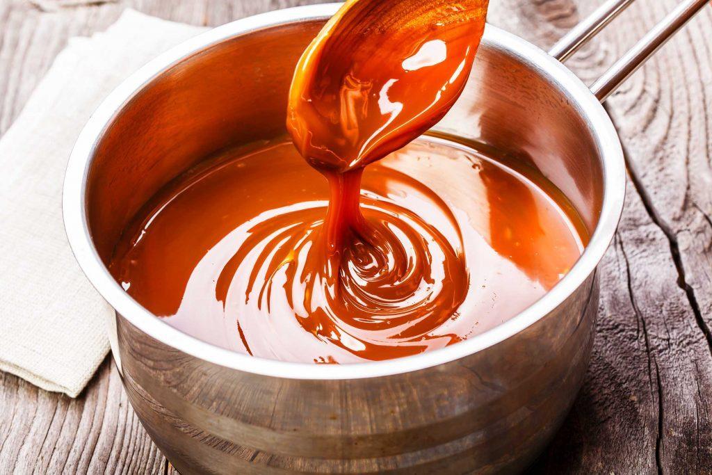 Vous pouvez faire du caramel au microonde.