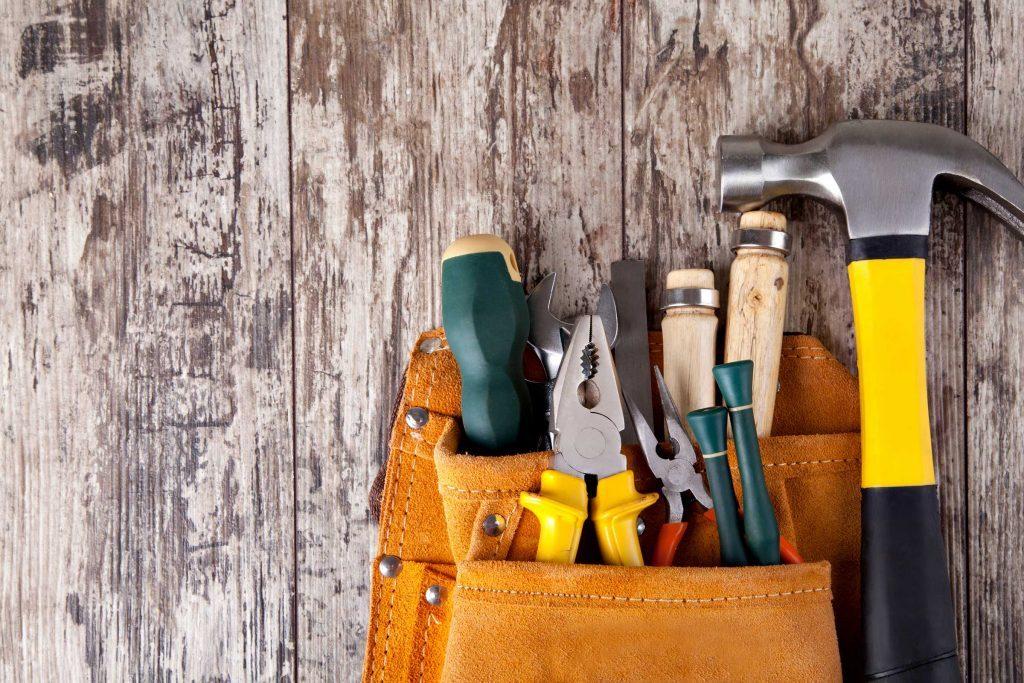 N'achetez pas vos outils dans un magasin à un dollar.