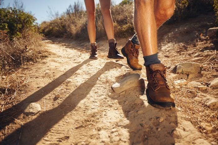 Il existe un type de soulier pour chaque sport.