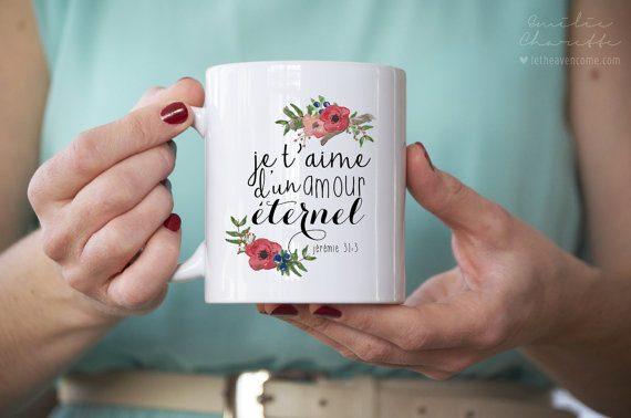 Tasses faites à Québec par LetHeavenCome