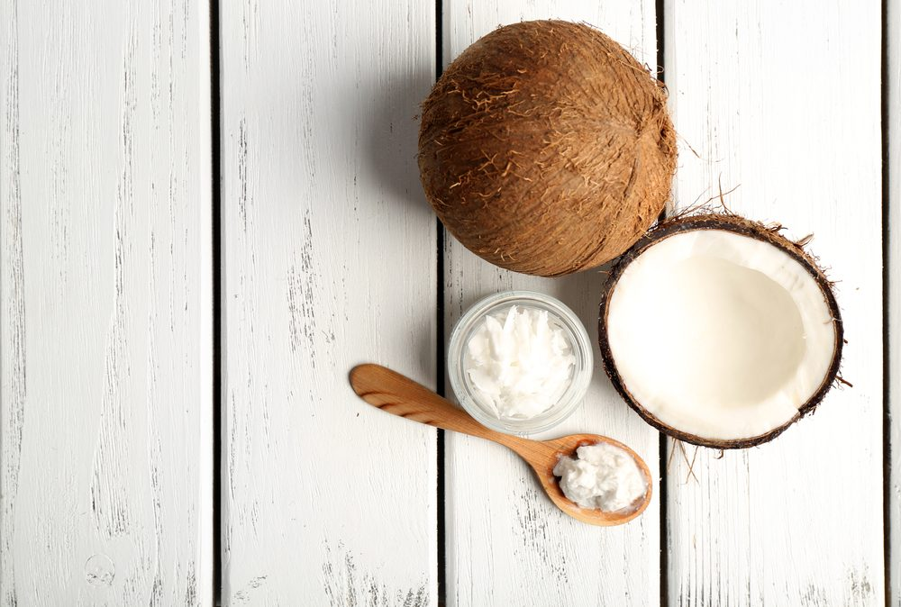 Certaines huiles de coco contiennent des gras trans cachés.