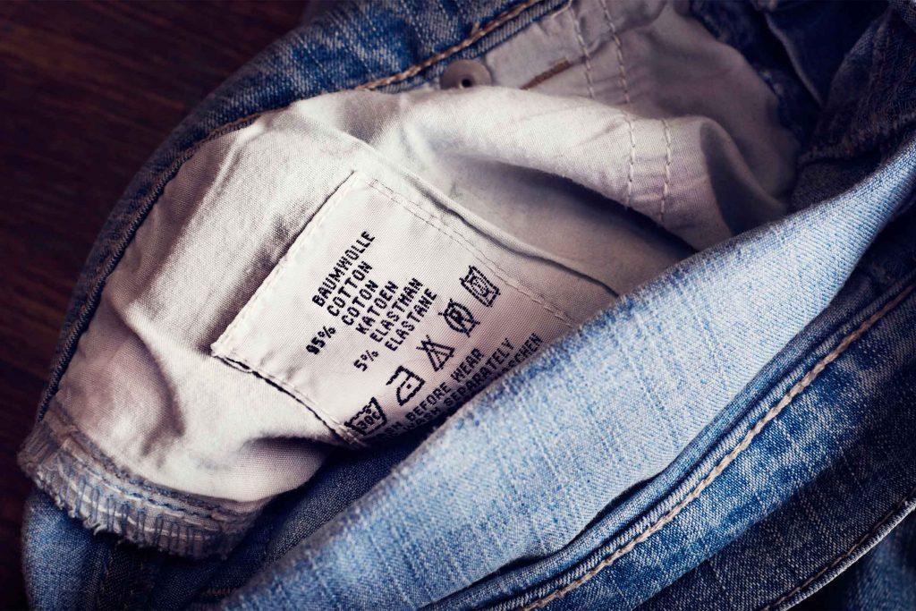 portez une attention particulière à la façon dont vous lavez vos jeans.