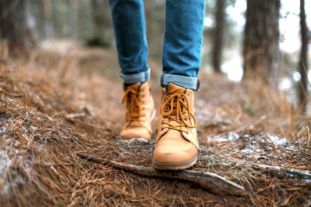 Ne portez pas de jeans large avec des bottes.