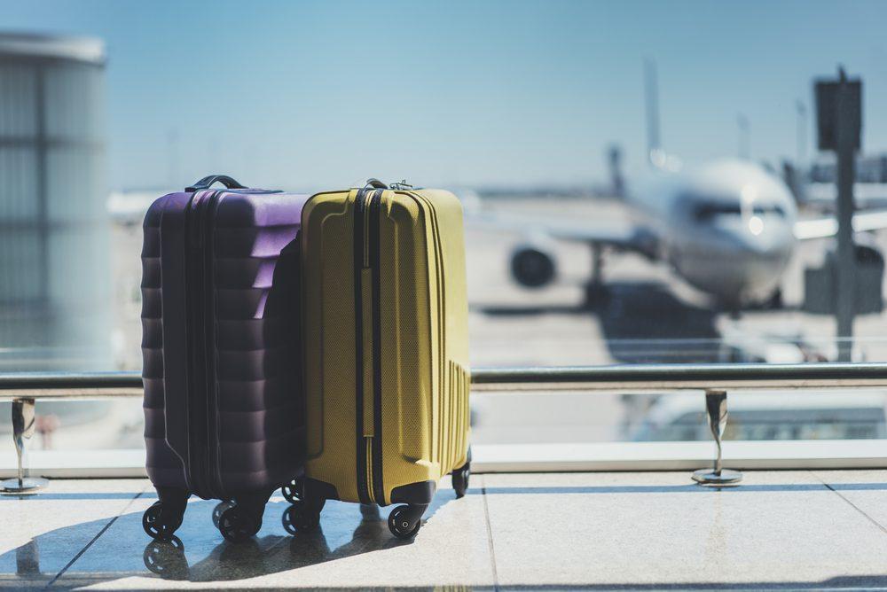 Si un transporteur aérien a perdu votre bagage, demandez une demande d'indemnisation.