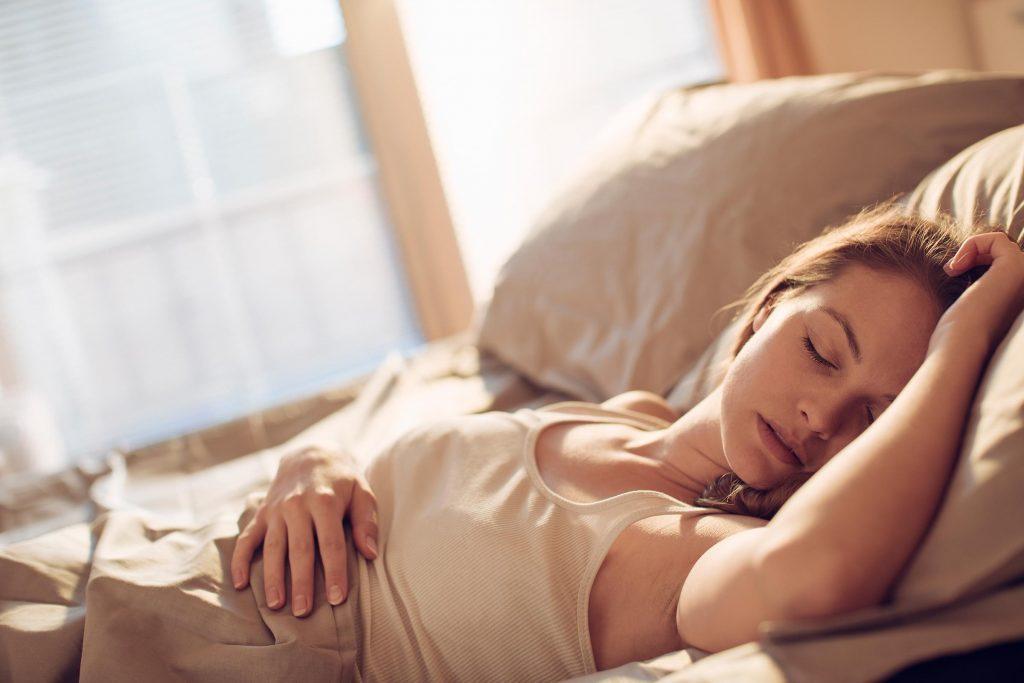 Un bon sommeil vous aidera à avoir un meilleur teint.