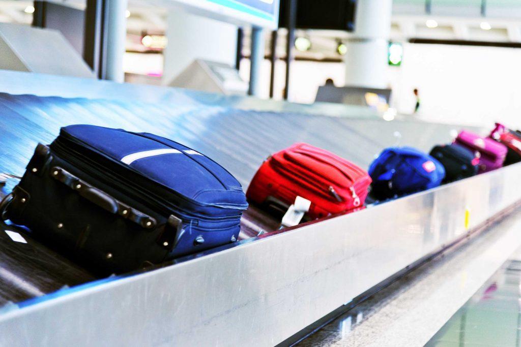 Il existe certains trucs pour éviter qu'un transporteur aérien perd vos bagages.