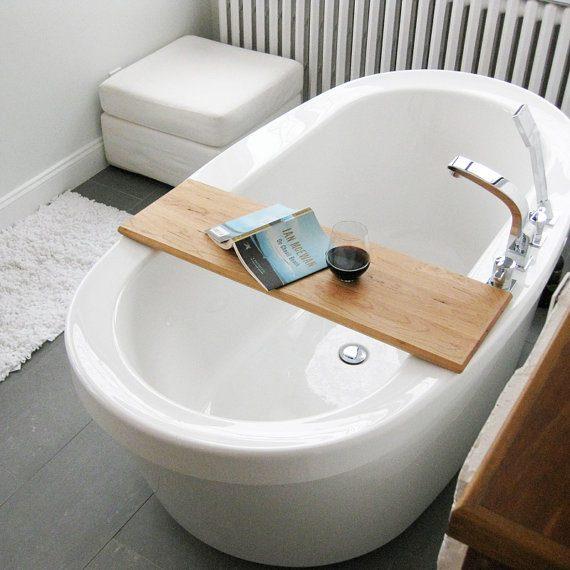 Plateau pour le bain fait à Ste-Marguerite Esthérel par BlisscraftandBrazen