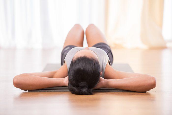 Faites régulièrement de l'exercice