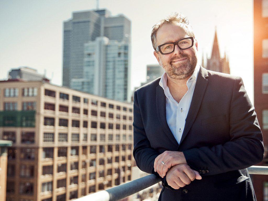 Alexandre Taillefer, entrepreneur et associé chez XPND Capital.