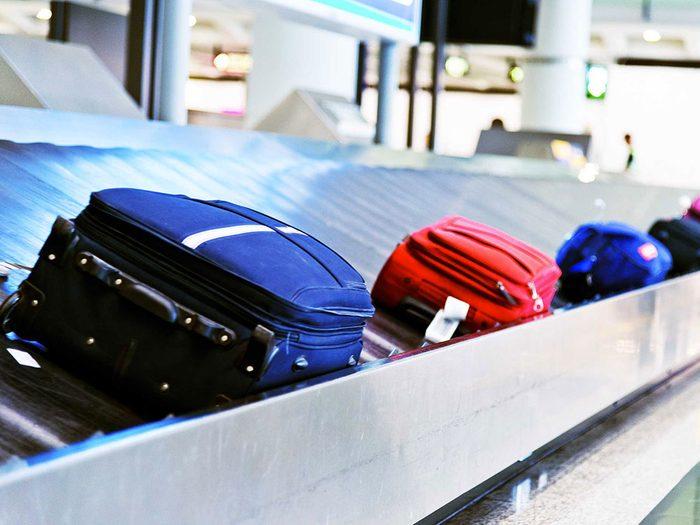 Que faire pour éviter la perte de vos bagages dans l'avenir?