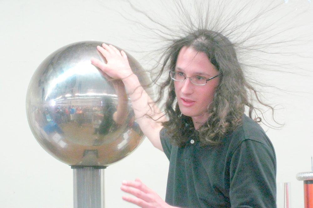 Visitez l'Électrium situé à Sainte-Julie.