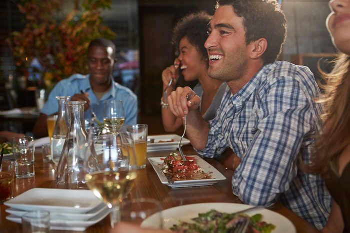 Épargne étude: garder le restaurant pour les occasions spéciales