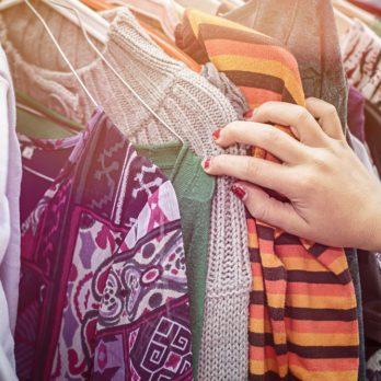 La nouvelle mode: le recyclage des vêtements