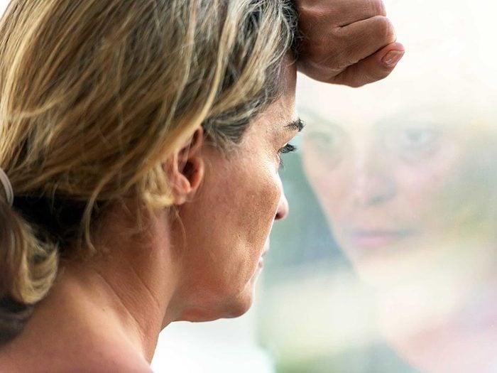 Un métabolisme lent peut être causé par un taux d'oestrogène trop faible.