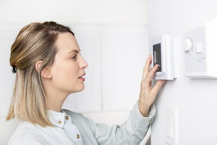 Baissez le thermostat