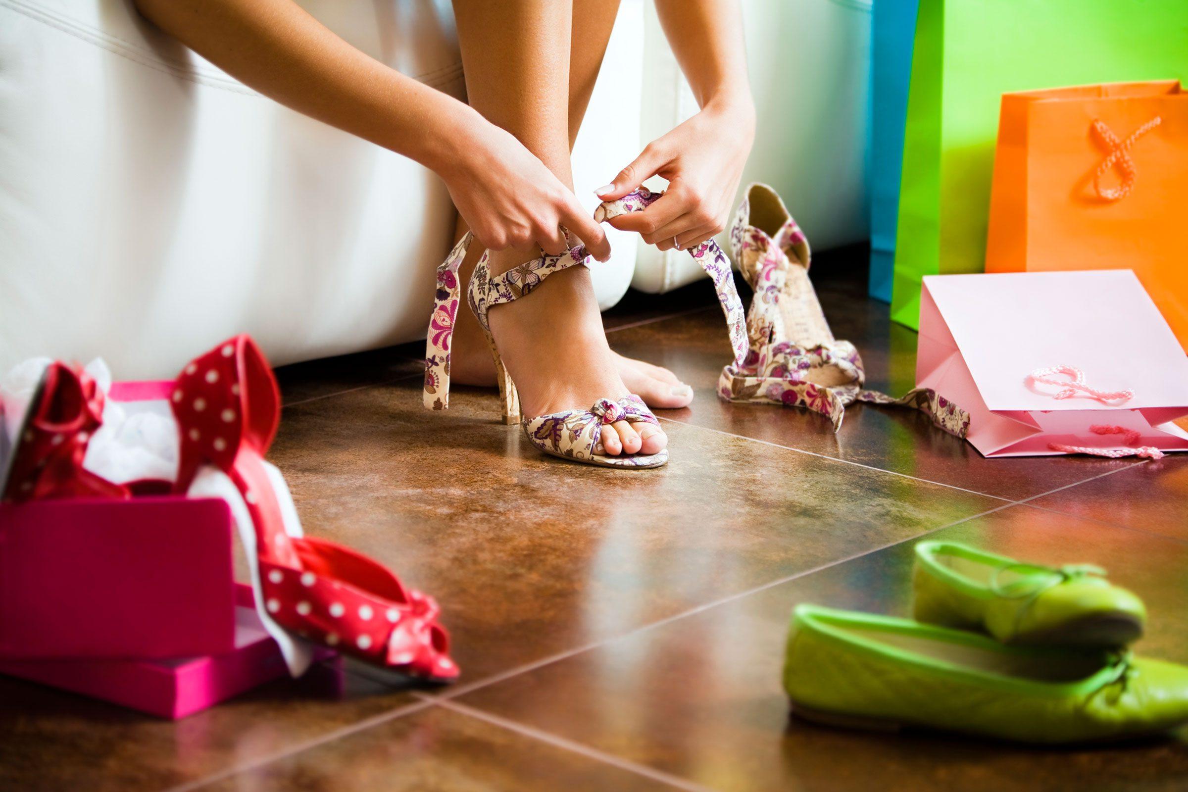 Confort et talons hauts: choisir la bonne chaussure à votre pied