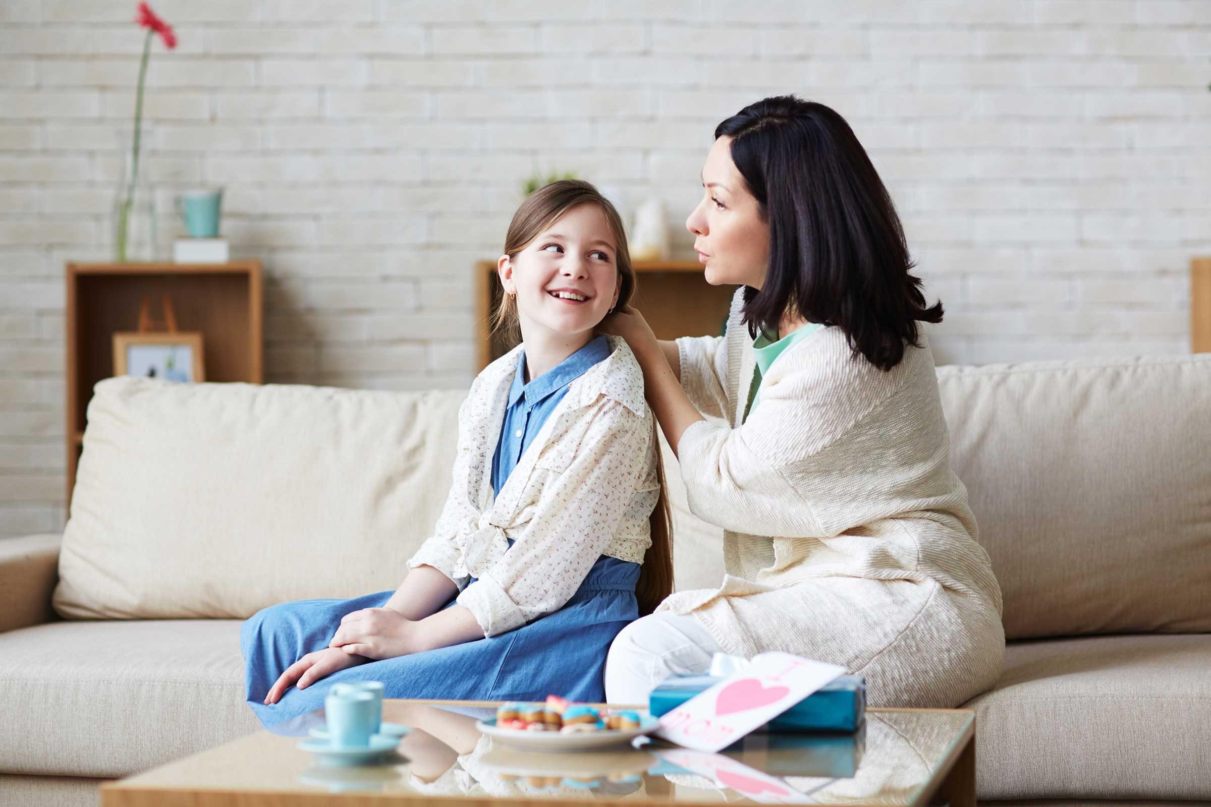 Passer du temps à discuter avec vos enfants des émotions des autres est une excellente manière de jeter de bonnes bases à son sens de l'empathie.