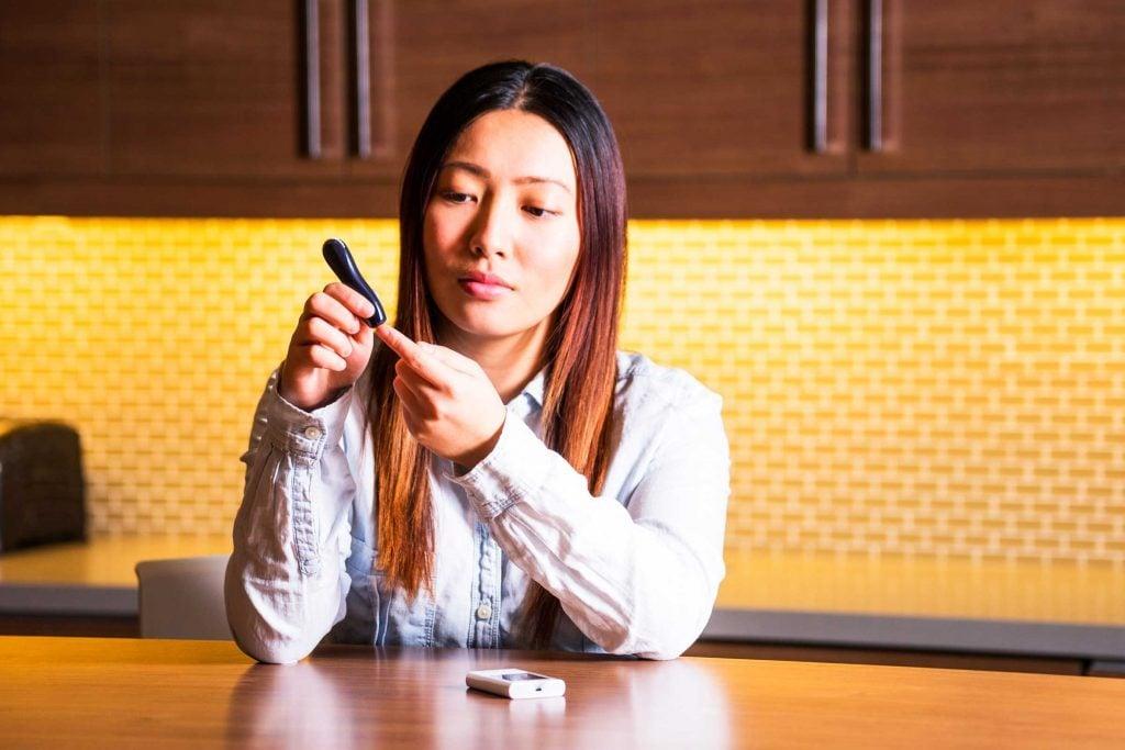 Votre risque de diabète pourrait augmenter.