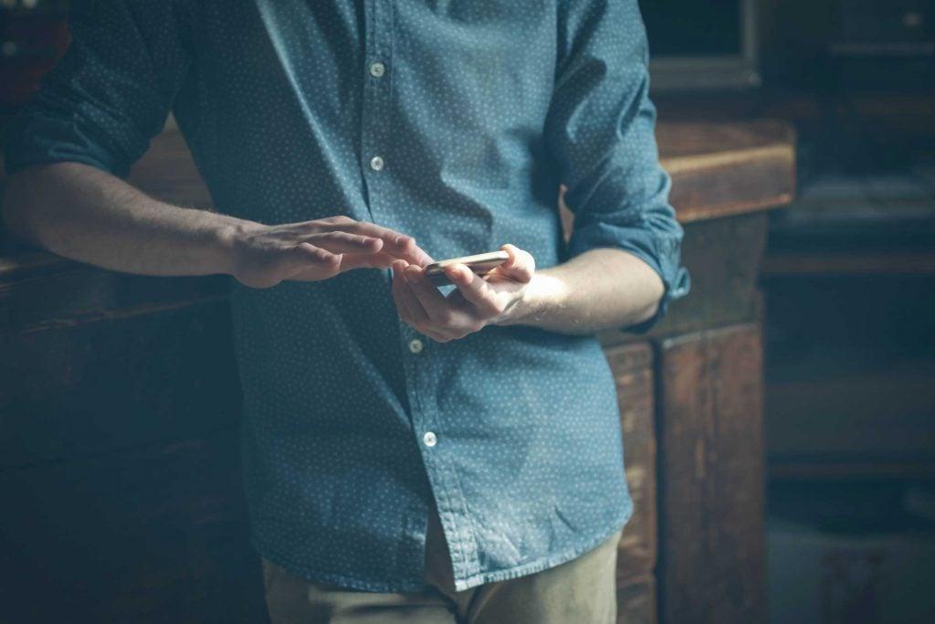 Entretenez l'amitié même après avoir rencontré la personne.