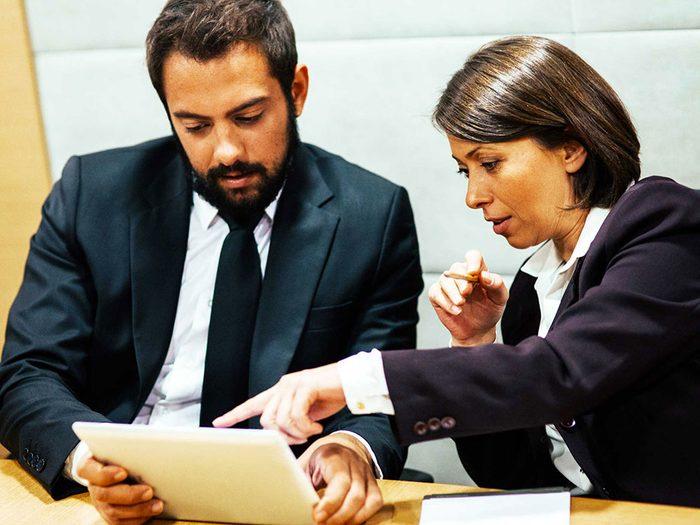 Vous pensez faire affaire à un professionnel ? C'est peut-être le signe que vous vous êtes trompés de carrière.