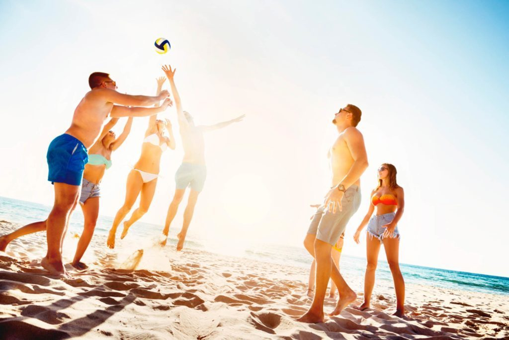 Proposez des activités qui feront bouger vos invités.
