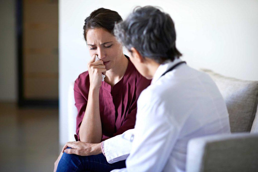 Les spécialistes s'inquiètent aussi d'avoir un cancer et de le prévenir.
