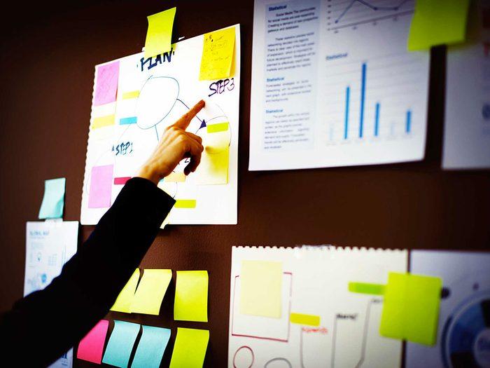 Changement de carrière : élaborez votre plan d'action pour connaitre votre plan de carrière idéal.