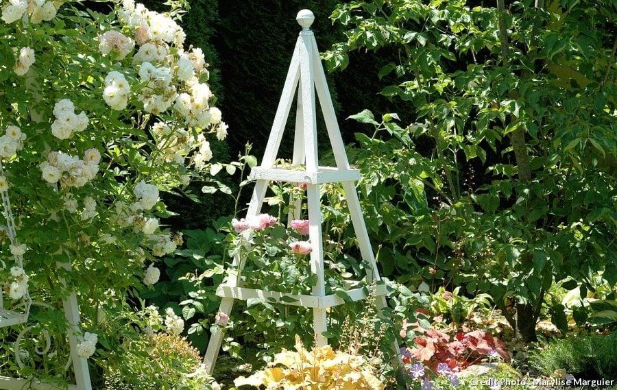 15 id es originales de jardins de r ve recr er chez soi for Brocante jardin anglais